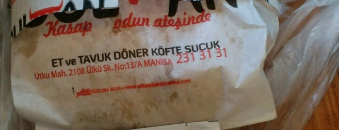 Sultan Kasap Döner is one of Ömerさんのお気に入りスポット.