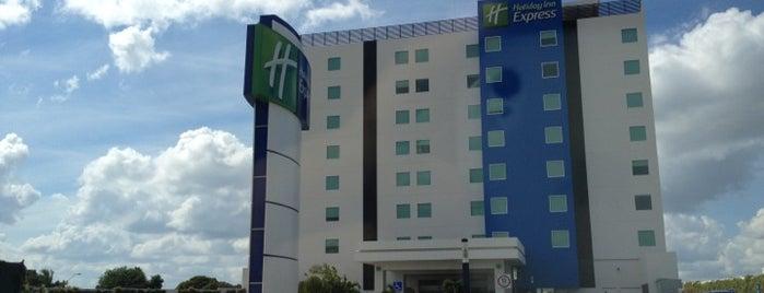 Holiday Inn Express is one of Orte, die Rocio Alvarez Arias gefallen.