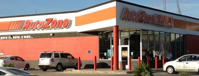 AutoZone is one of Calot : понравившиеся места.