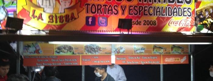 Tacos Arabes Altabrisa is one of Tempat yang Disimpan Marielen.