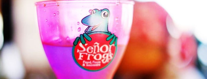 Señor Frog's - Miami is one of Miami.