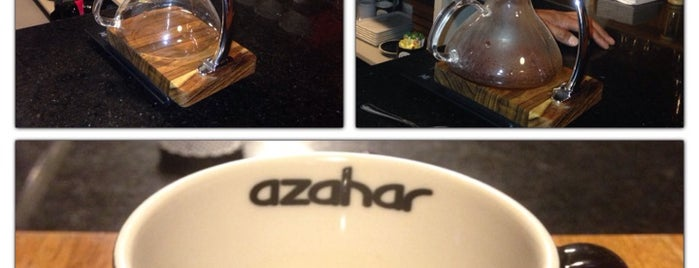Azahar Café is one of Coffee.