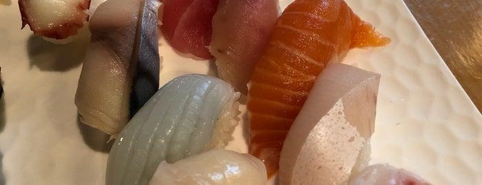 Ikina Sushi is one of Wednesday adventures.