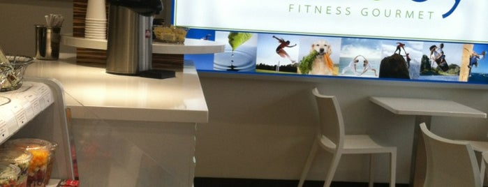 Embody Fitness Gourmet is one of Coffee, Tea, and Smoothies.