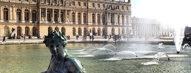 Château de Versailles is one of Go Ahead, Be A Tourist.