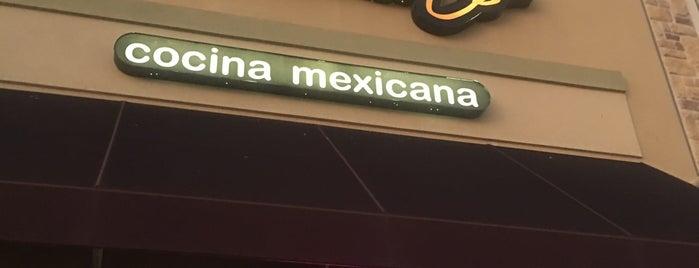 Amelia's Cocina Mexicana is one of Lugares favoritos de Matt.