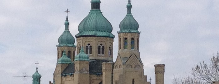 Sts. Volodymyr & Olha Ukrainian Catholic Church is one of Visited Chicago Architecture.