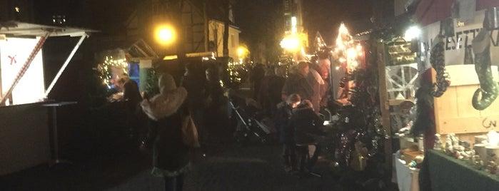 Adventsmarkt Mülheimer Altstadt is one of Weihnachtsmärkte 2.