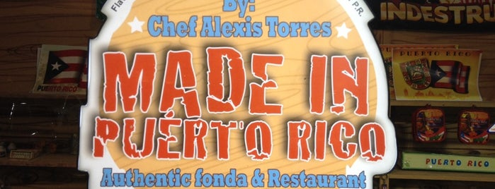Made in Puerto Rico is one of Lugares que visitar.