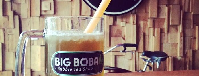 Big Boba Bubble Tea Shop is one of #SantiagoTrip.
