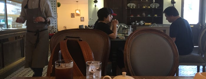 MORMOR is one of Cafe part.4.