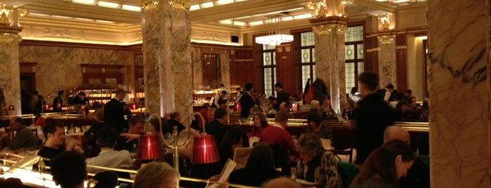 Brasserie Zédel is one of An Aussie's fav spots in London.