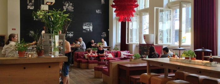 Vapiano is one of Berlin Restaurants.