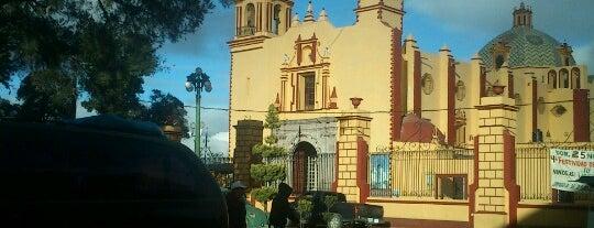 Libres, Puebla is one of Lugares favoritos de Franco.