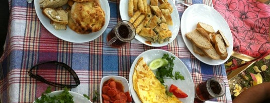 Seymenler Restaurant is one of Orte, die Çiçek gefallen.