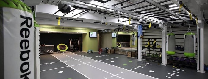 Nuffield Health Fitness & Wellbeing Gym is one of Lugares favoritos de Mike.