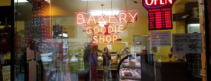 Tremont Goodie Shop is one of Columbus.