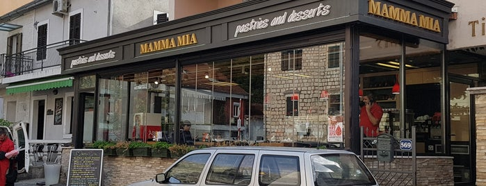 Mamma Mia is one of Balkan.