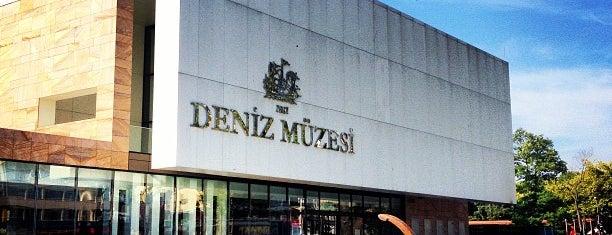 İstanbul Deniz Müzesi is one of Müzeler.