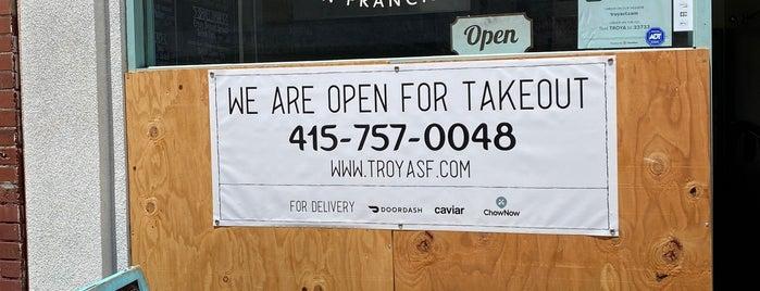Troya is one of SF.
