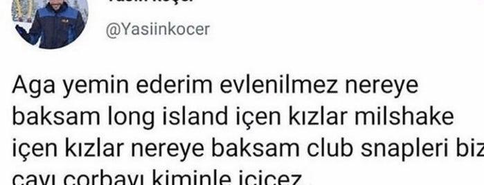 Ataköy is one of Posti che sono piaciuti a Cesim.