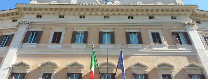 Palazzo Chigi is one of Roma.