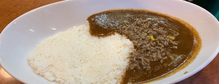 DEW CURRY SHOP (咖哩屋 Dew) is one of TOKYO-TOYO-CURRY 3.