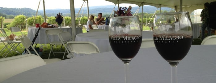 Villa Milagro Vineyards is one of Local Wineries/Vineyards.
