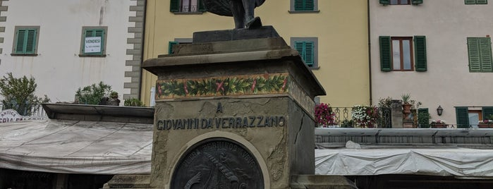 Piazza G. Matteotti is one of Posti salvati di Rafael.