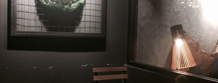 OlFactory Bulb is one of Hang Out Coffee Spot.