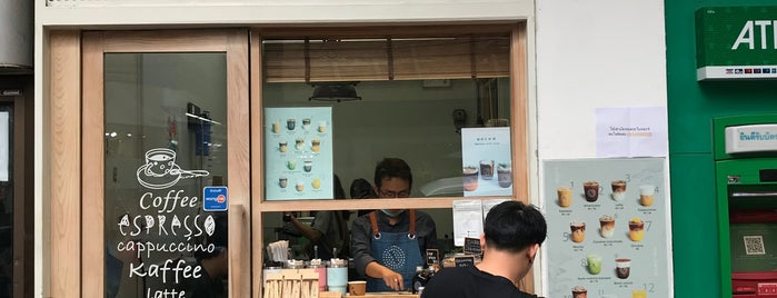Porta Koffee is one of 07_ตามรอย_coffee.