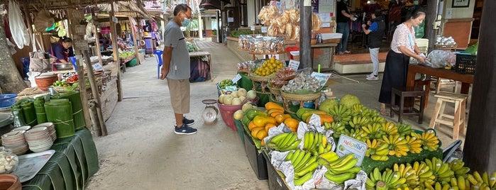 หมู่บ้านอุตสาหกรรมชนบทเพื่อการท่องเที่ยวบ้านนาต้นจั่น is one of Sukhothai.