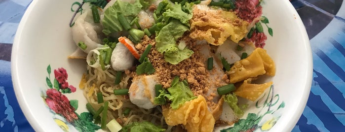Nam Chai Noodle is one of Weerapon 님이 저장한 장소.