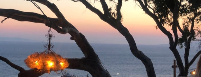 180° Sunset bar is one of Greece.