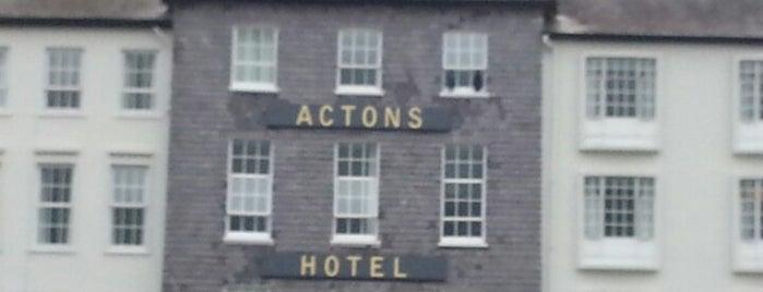 Actons Hotel is one of Cam 님이 좋아한 장소.