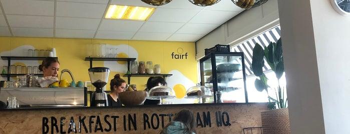 Breakfast in Rotterdam HQ is one of Rotterdam.