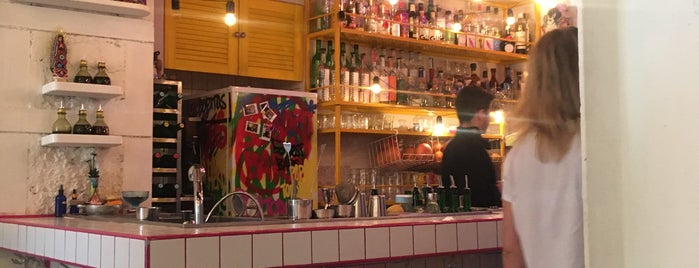 Paloma Cantina is one of St. Pete.