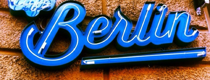 Café Berlin is one of St. Pete food.