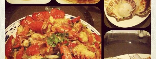 Mandarin Kitchen is one of Eats: London.