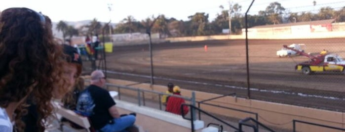 Ventura Raceway is one of Bucket List for Gearheads.