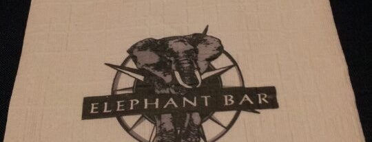 Elephant Bar Restaurant is one of My trip to Florida.