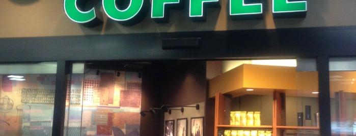Starbucks is one of Orte, die つじやん gefallen.