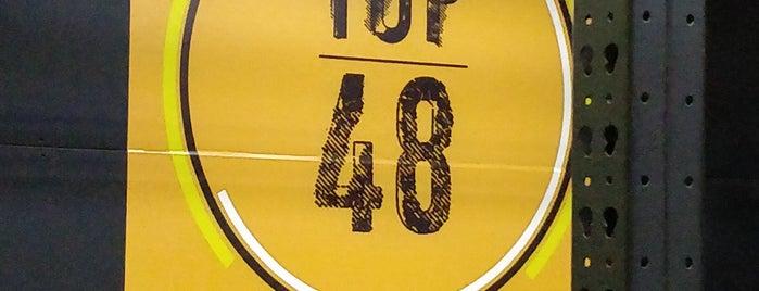 TOP48 is one of Tempat yang Disukai Ebenezer.