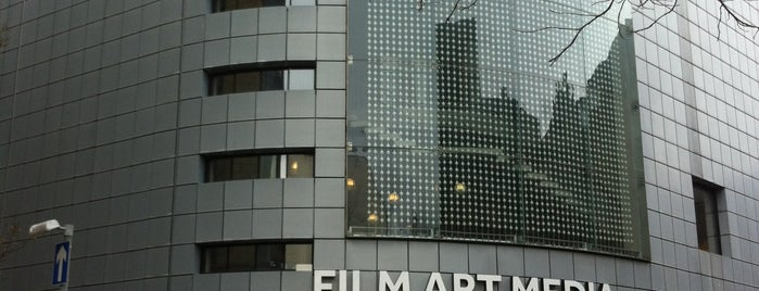FACT Cinema and Art Gallery is one of Liverpool.