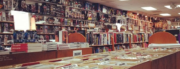 Oxford Comics is one of Atlanta bucket list Pt 2.