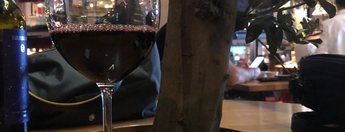 Dekante Bistro Bar is one of Best Wine Bars in Turkey.