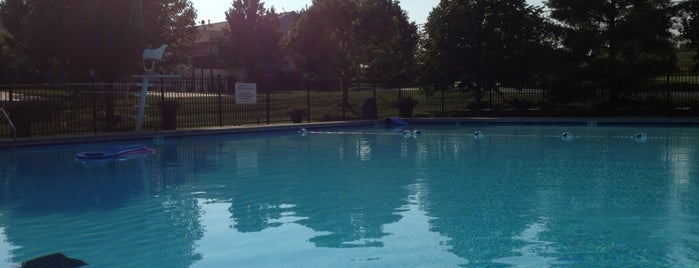 Turtle Creek Pool and Playground is one of St. Louis.