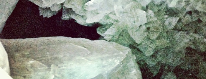 Cueva de los Cristales is one of North America.