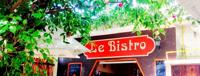 Le Bistro is one of Tulum.