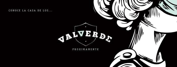 Valverde is one of Morelia Drinks.